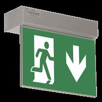 Эвакуационный указатель ESC 10 wall