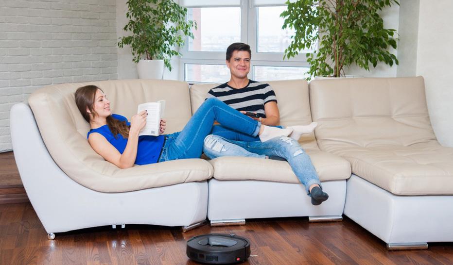 Роботы-пылесосы Genio для вашего дома