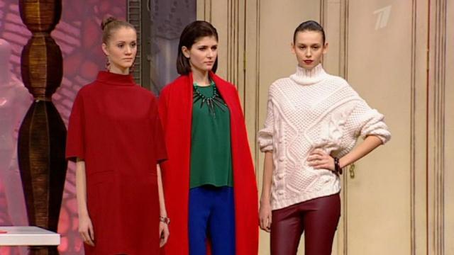 колье Papiroga в Модном приговоре в рубрике модные советы от Эвелины Хромченко фото