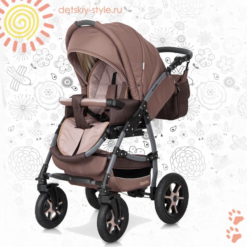коляска сaretto apollo f 3в1, купить, цена, детская коляска каретто apollo f, 3в1, заказ, заказать, стоимость, отзывы, бесплатная доставка, официальный дилер caretto, detskiy-style.ru