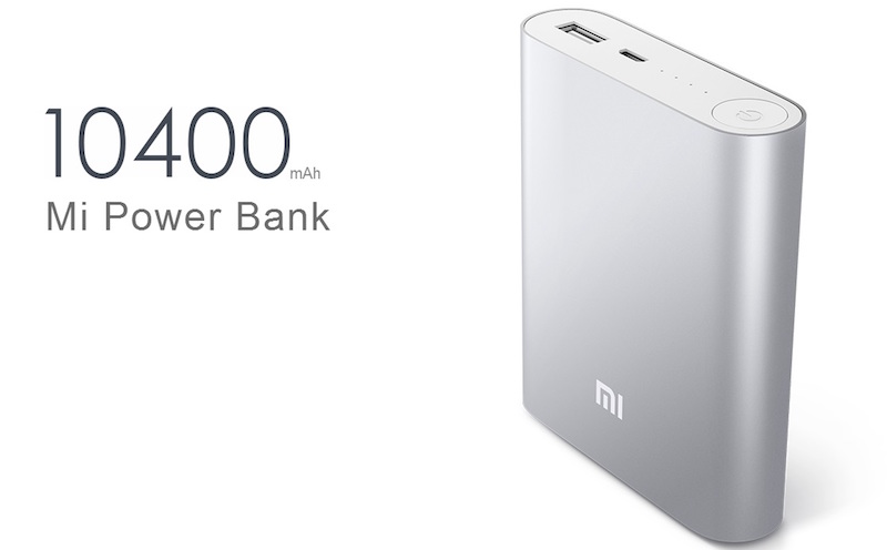 Power bank Mi 10400
