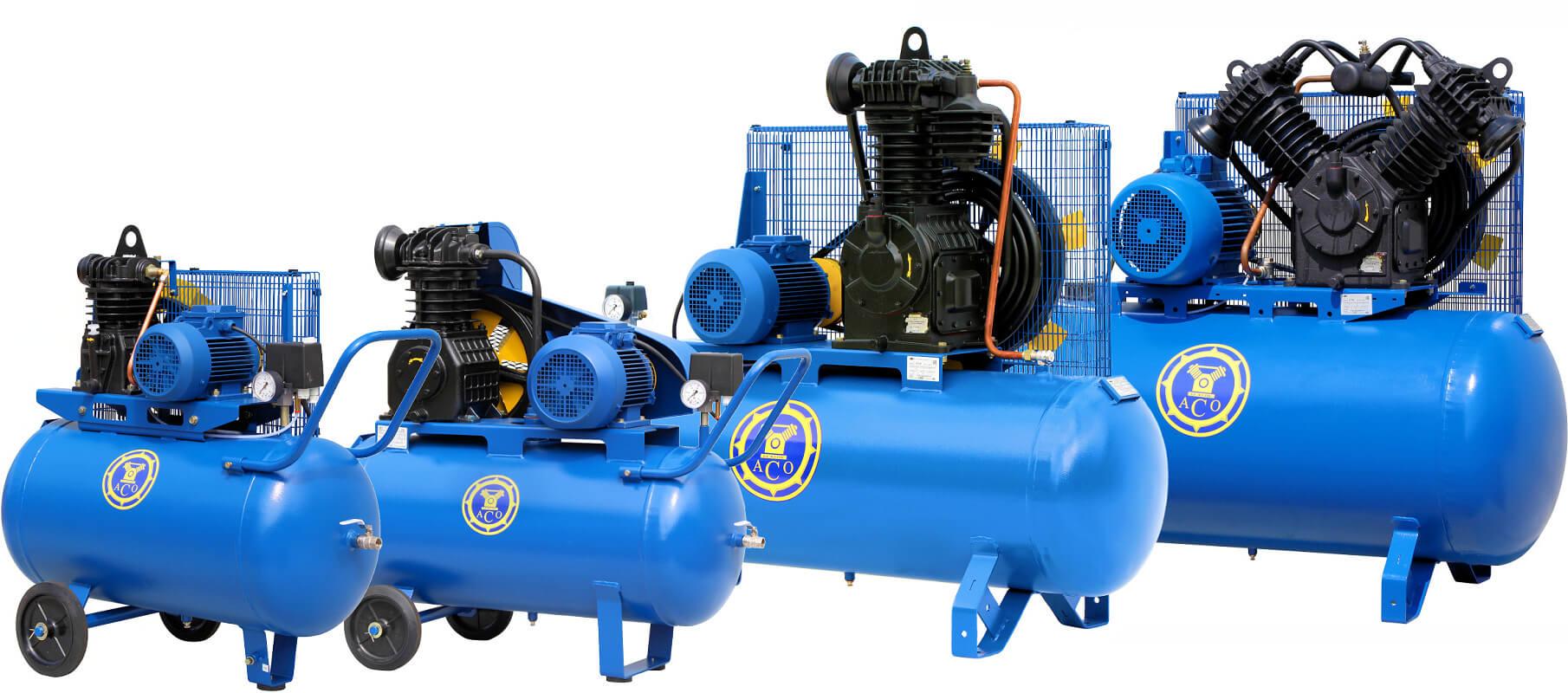 Модернизация всего модельного ряда пошневых компрессоров АСО
