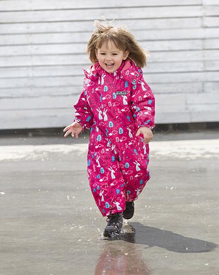 Комбинезон Premont Маленький Нуттала для девочек S18103