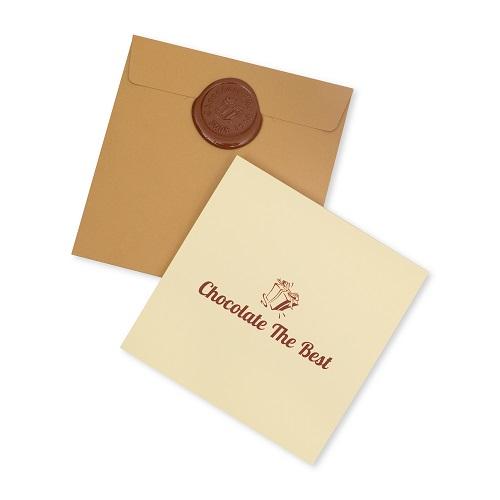 Открытка-записка к подарку бесплатно!