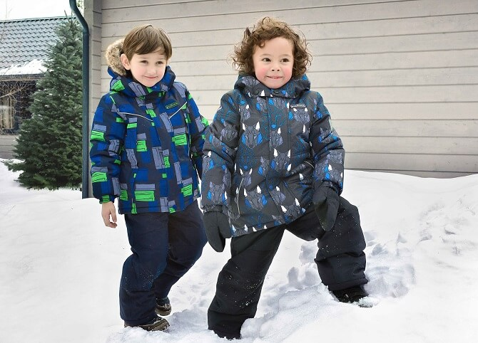 Комплект Premont Парк Лафонтен купить для мальчика в интернет-магазине Premont-shop!
