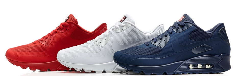 a65c384c Купить кроссовки Nike Air Max 90 Hyperfuse Independence Day от 2490 руб.