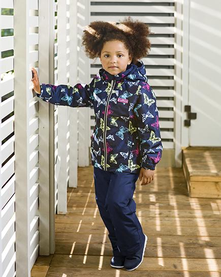 Комплект Premont Мерцающие Данаиды S18144 для девочек