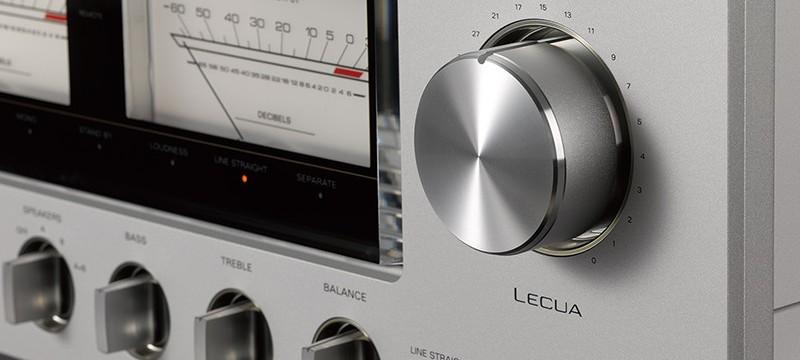 Уникальный опыт Luxman в усилителе L-509x…