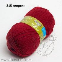 суфле 215 георгин семеновская