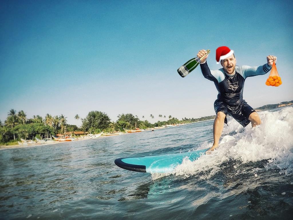 C Новым Годом, серферы!