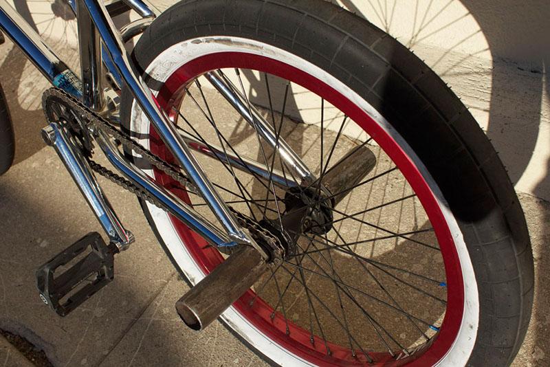 BMX колесо