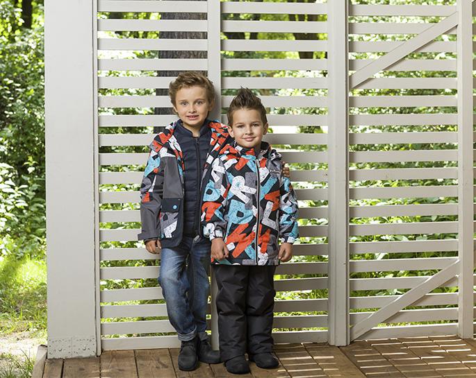 Куртка 3 в 1 и комплект Premont Краски Сент-Джонс