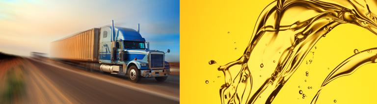 Масла для грузовой техники