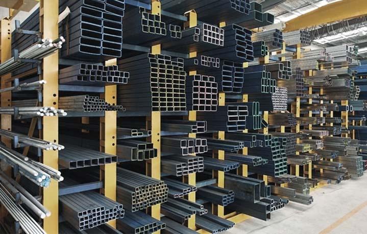 Металлопрокатные склады должны иметь прочный фундамент