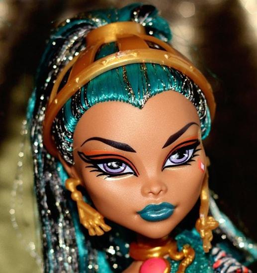 кукла Нефера де Нил, Монстер Хай