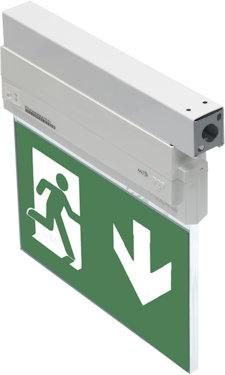 Кронштейн для крепления указателя ESC 80 флагом к стене