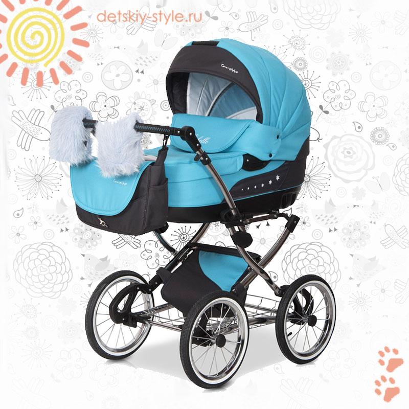 коляска сaretto michelle 2в1, купить, цена, детская коляска каретто michelle, 2в1, заказ, заказать, стоимость, коляска мишель 2в1, отзывы, бесплатная доставка, официальный дилер caretto