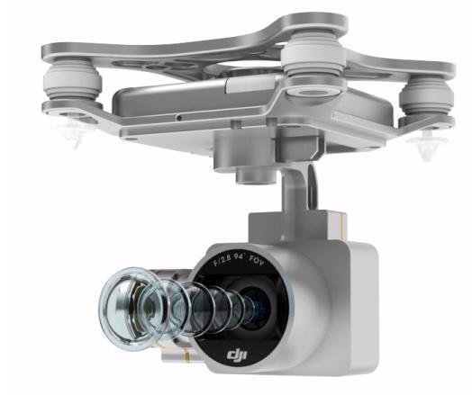 Камера DJI Phantom 3 Advanced
