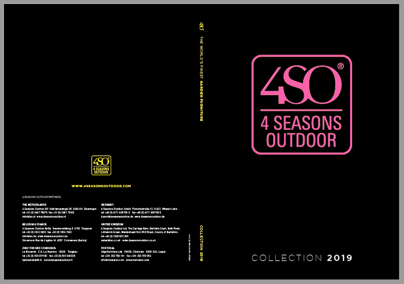4 Seasons Outdoor Magazine 2019 Spoga version LR
