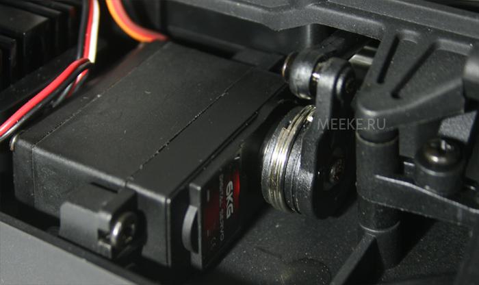 Радиоуправляемый трагги Himoto Katana 1/10 E10XTL 4WD. Купить в Москве, доставка по России.