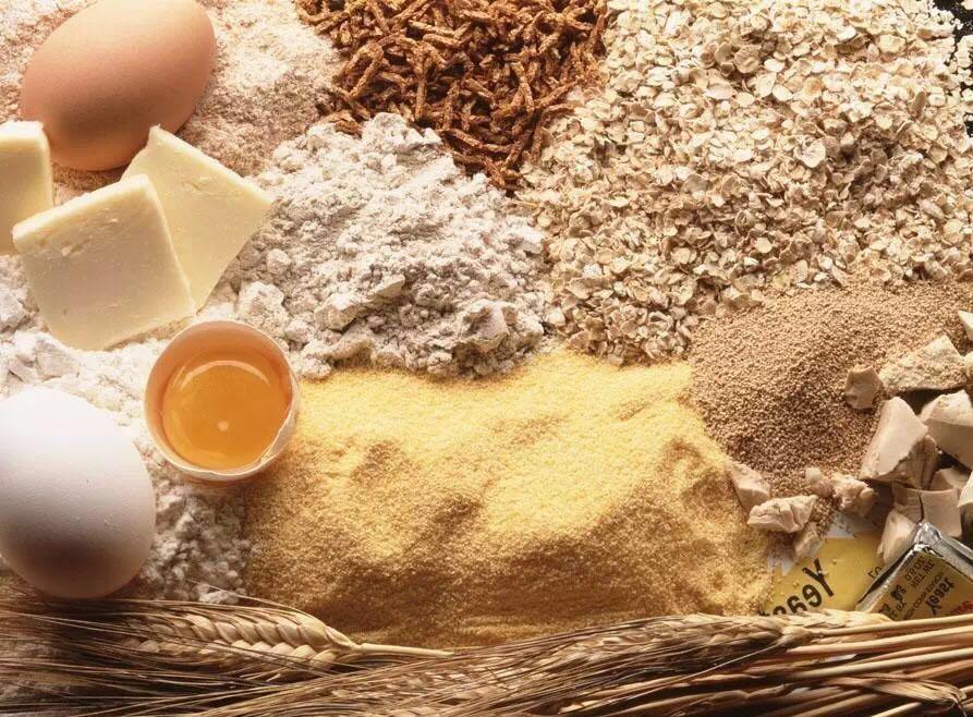 кондитерский инвентарь и ингредиенты
