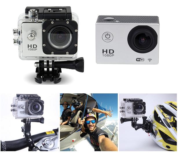 Купить хорошую и недорогую экшн-камеру вполне реально.