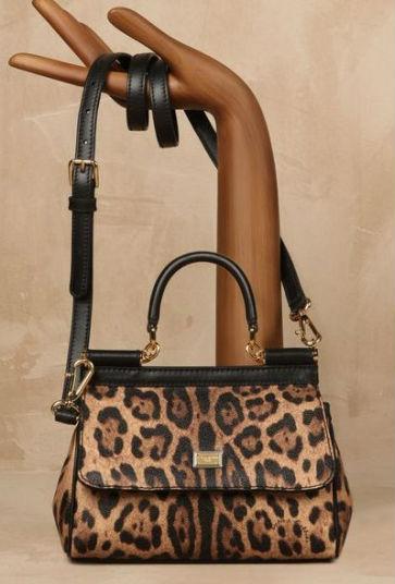 леопард сумочка