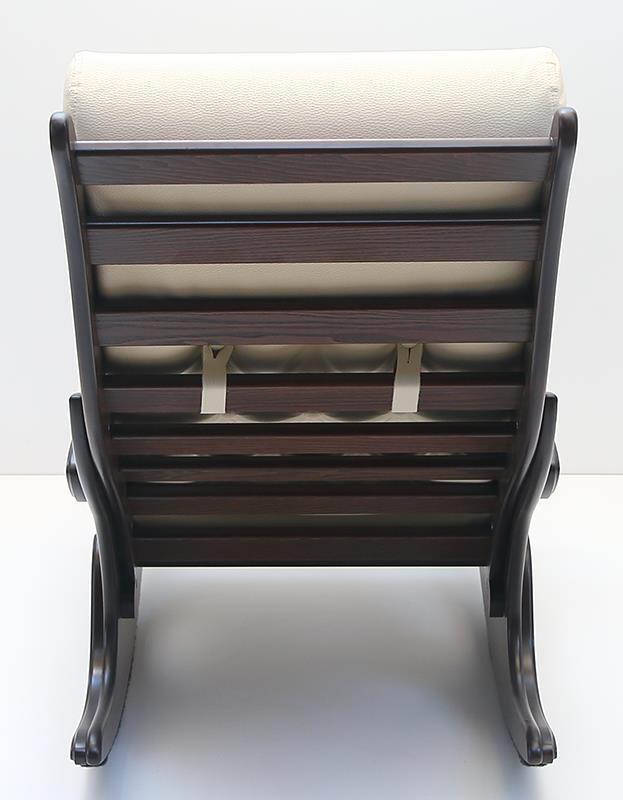 Конструкция спинки кресла WOOD (вид сзади)