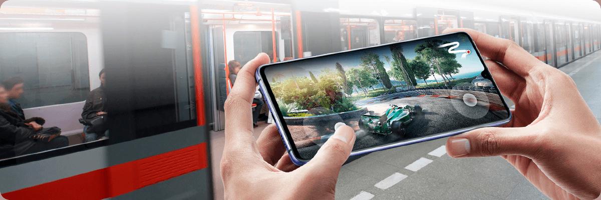 Huawei Mate 20 X игра. Графеновый радиатор для охлаждения