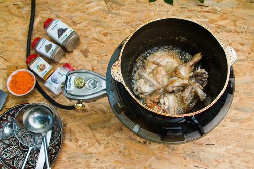 Плов в казане рецепт с фото пошагово