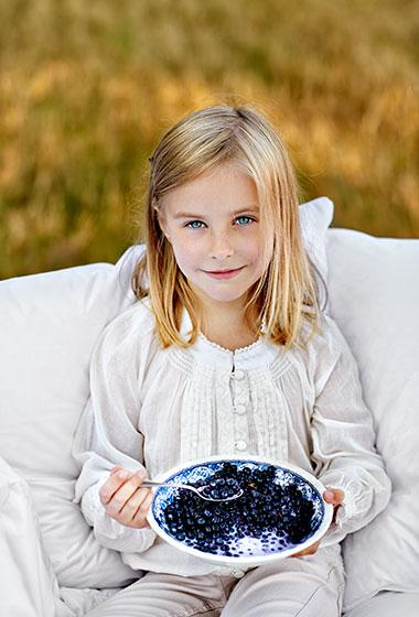 Детская линейка пуховых постельных принадлежностей Joutsen