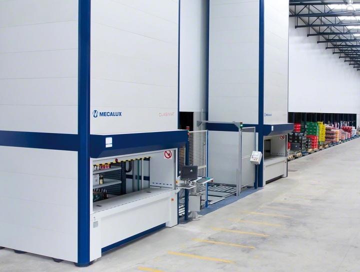 Автоматические системы обработки грузов позволяют сократить складской персонал в разы