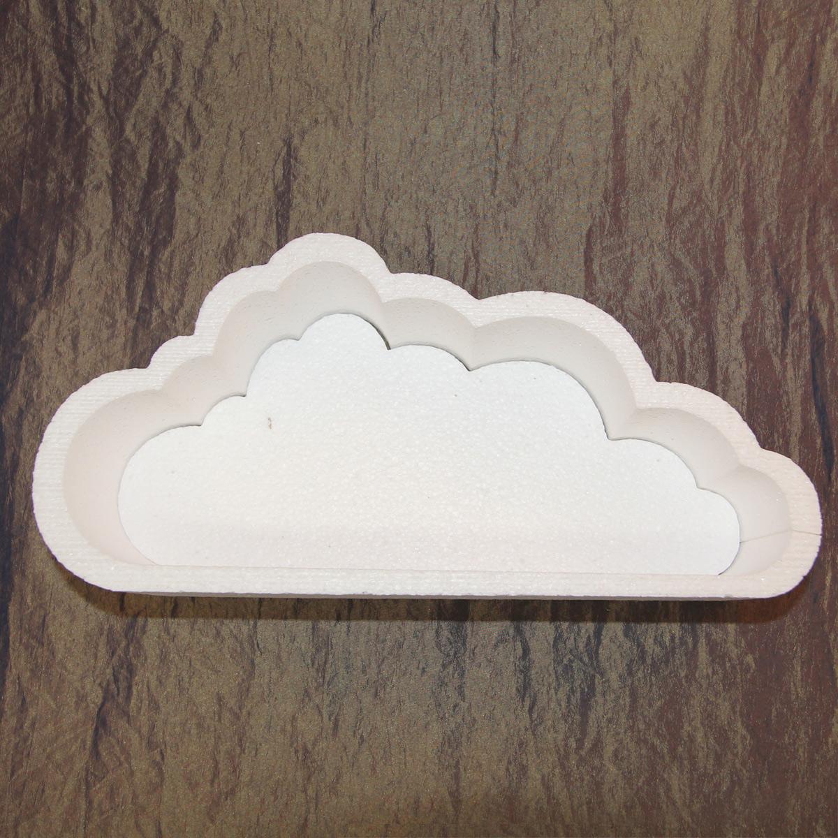 Коробка в виде облака