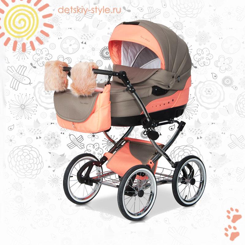 коляска сaretto michelle f 3в1, купить, цена, детская коляска каретто michelle f, 3в1, заказ, заказать, стоимость, коляска мишель ф 3в1, отзывы, бесплатная доставка, официальный дилер caretto