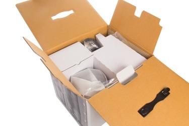 Упаковка соковыжималки Hurom Premium H-AI (RBE20)