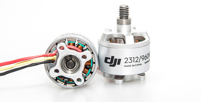 Двигатели DJI Phantom 3 Advanced