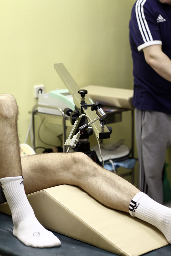 Диагностика мышц Марко Поповича