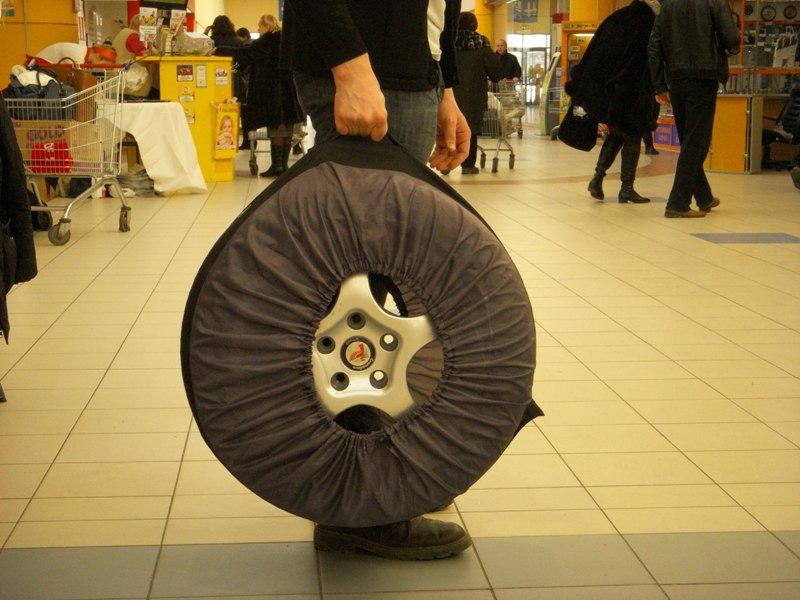 Чехол для хранения колеса