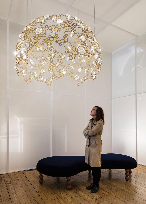 Светильник Luminous Reflections от Swarovski