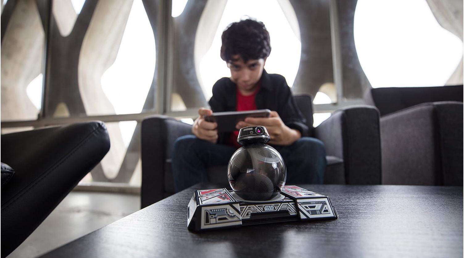 "Sphero BB-9E Star Wars Droid - Робот-дроид из саги ""Звездные войны"""