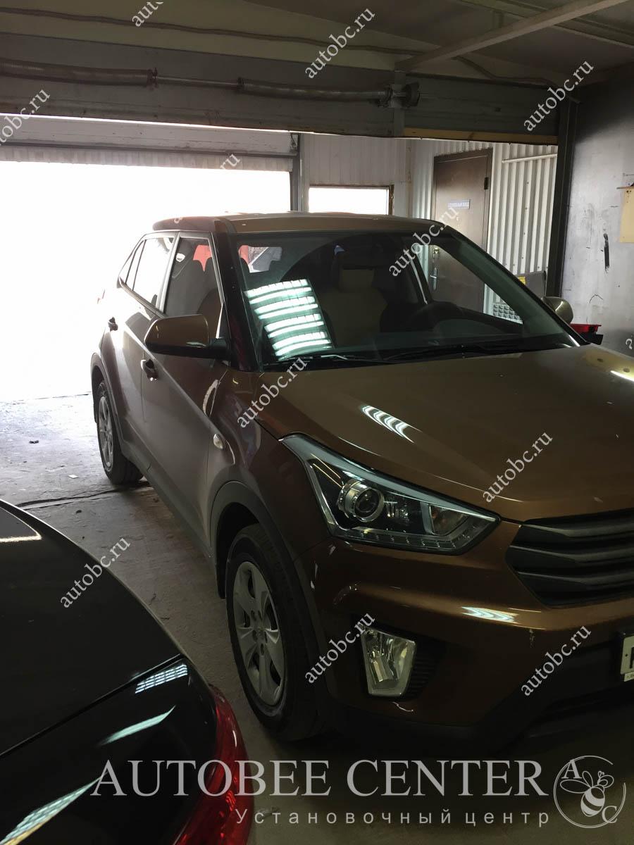 Hyundai Creta (мультимедия 2din)