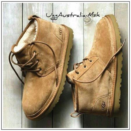 Ботинки UGG мужские