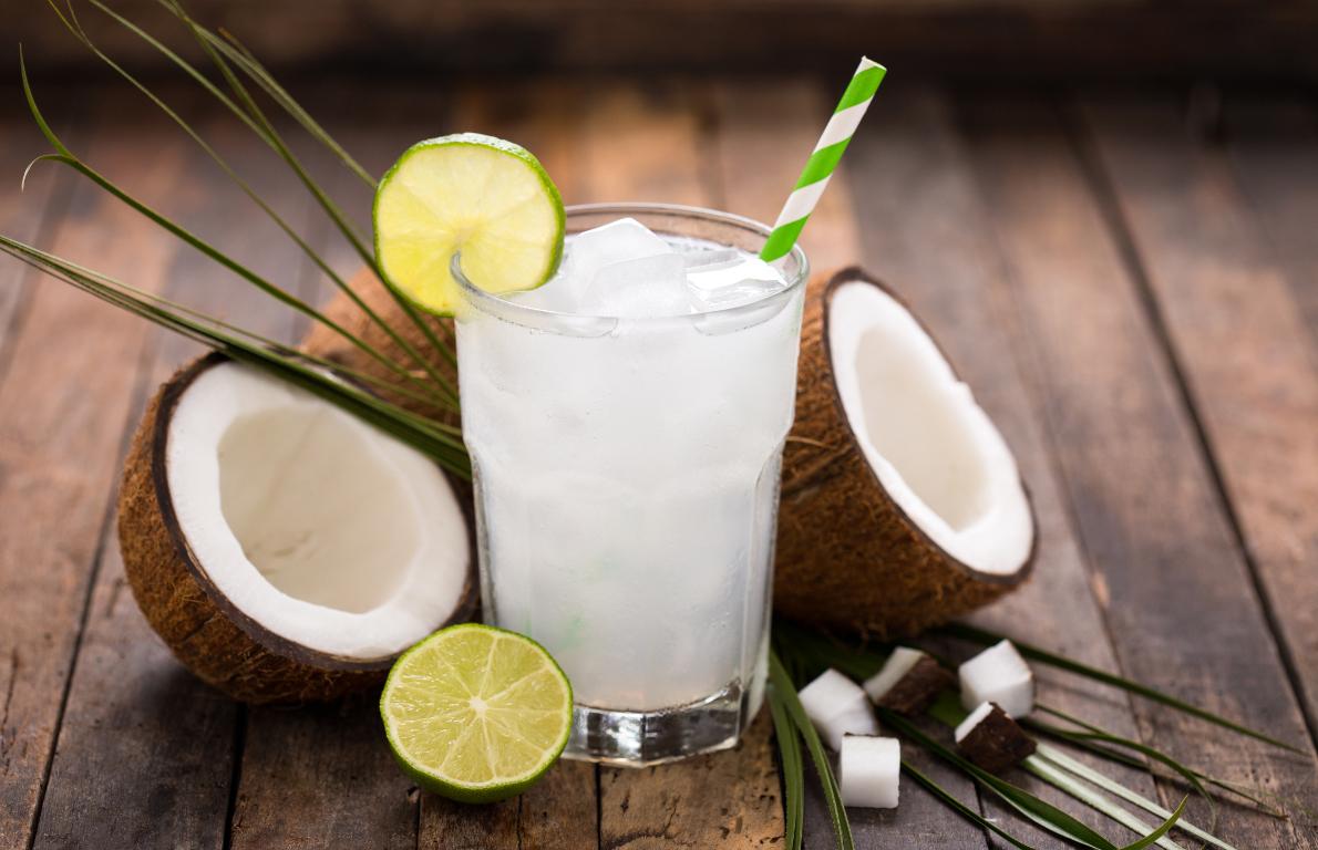 Вода кокоса