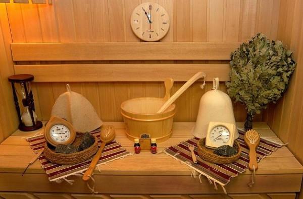 Косметика для бани