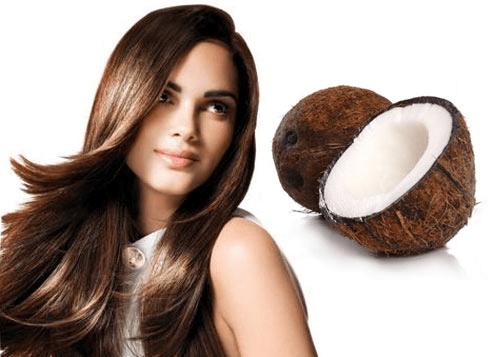 Использование кокосового масла для ухода за волосами и кожей