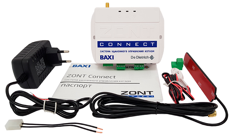 Baxi ZONT CONNECT
