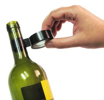 Бутылка вина для кальяна MYA MOZZA