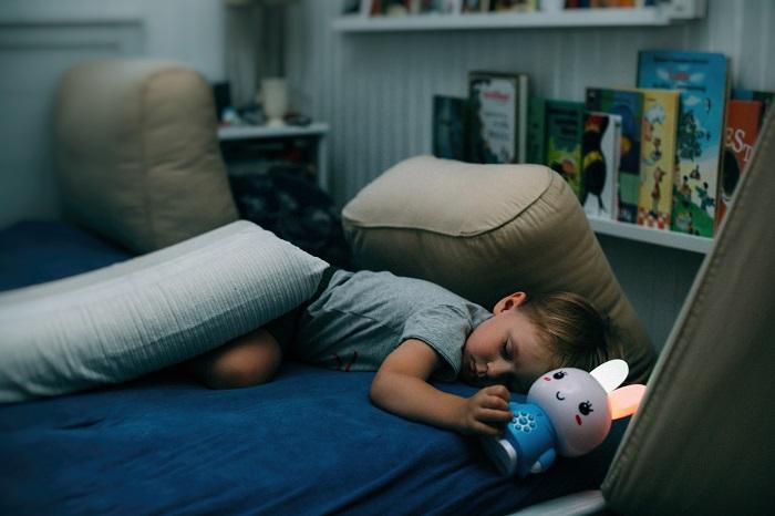Зайчик Alilo G6 голубой по доступной цене в интернет-магазине Мама Любит