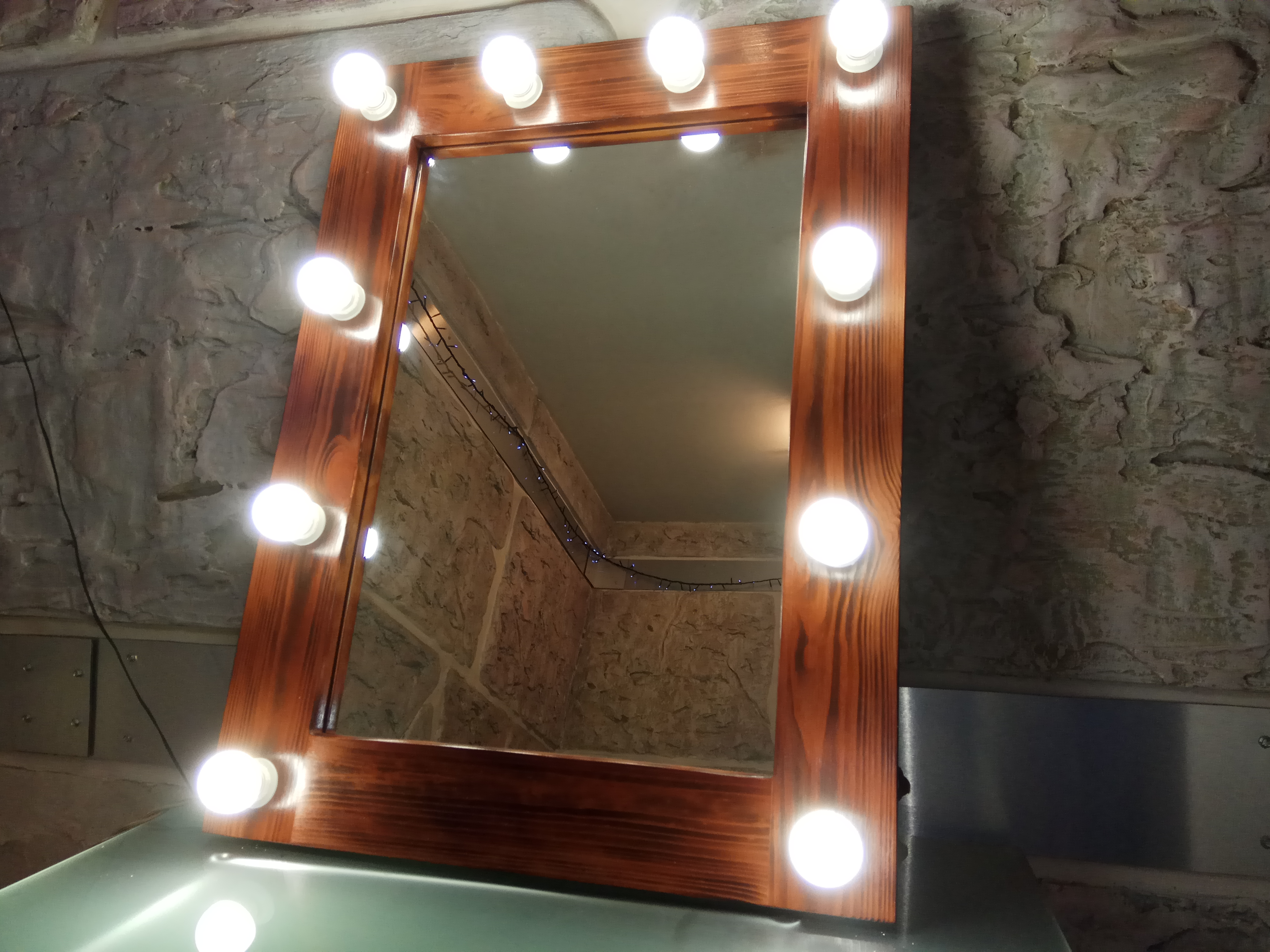 Визажное зеркало