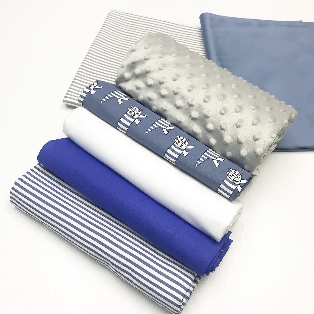Купить детские ткани для мальчика